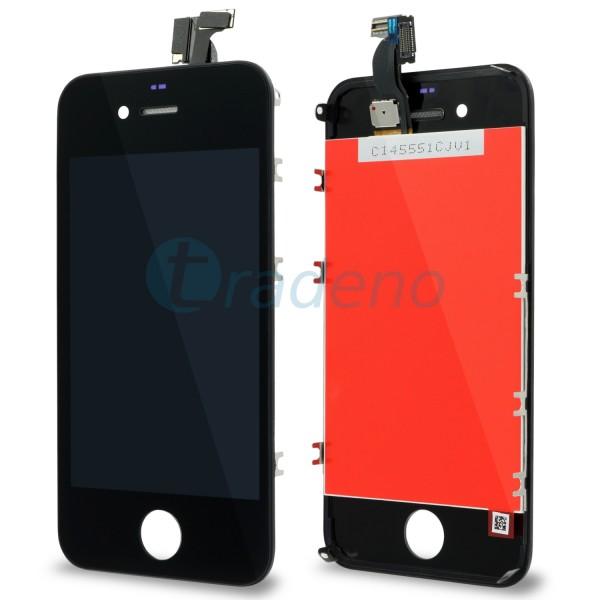 Display Einheit für iPhone 4 Schwarz