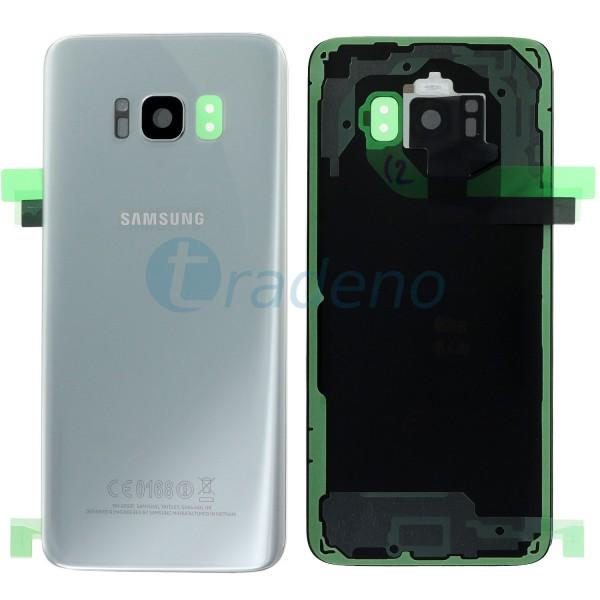 Samsung G950F Galaxy S8 Akkudeckel, Batterie Cover Silber