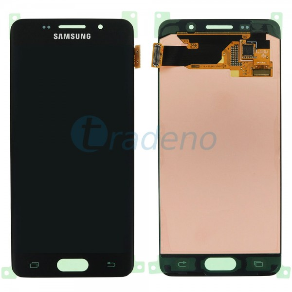 Samsung SM-A310F Galaxy A3 (2016) - Display Einheit Schwarz - LCD + Touchscreen