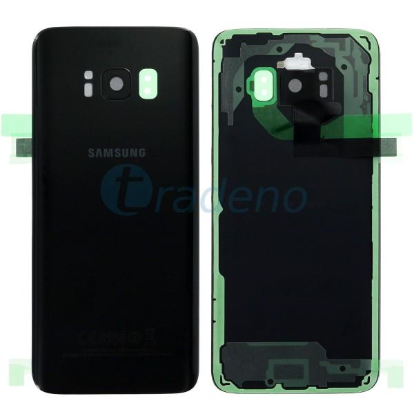 Samsung G950F Galaxy S8 Akkudeckel, Batterie Cover Schwarz