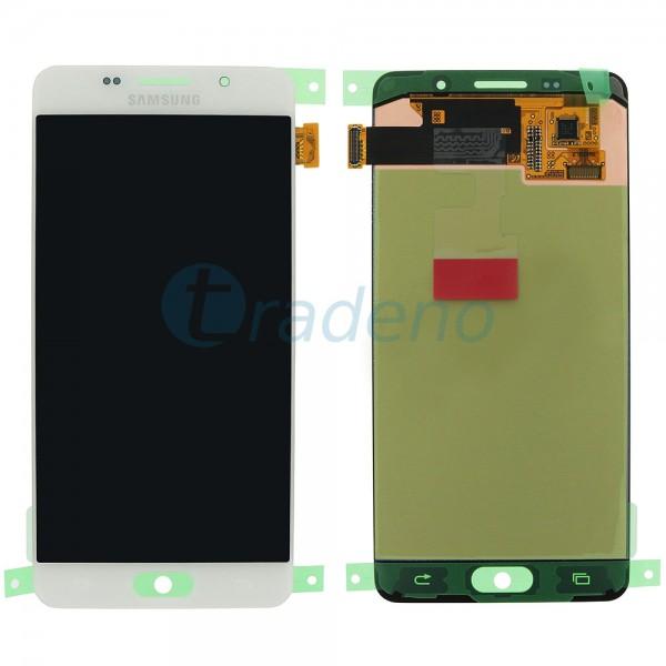 Samsung SM-A510F Galaxy A5 (2016) - Display Einheit Weiss - LCD + Touchscreen