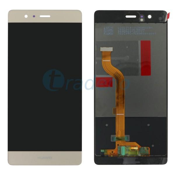 Huawei Ascend P9 Lite Display Einheit - LCD + Touchscreen Gold