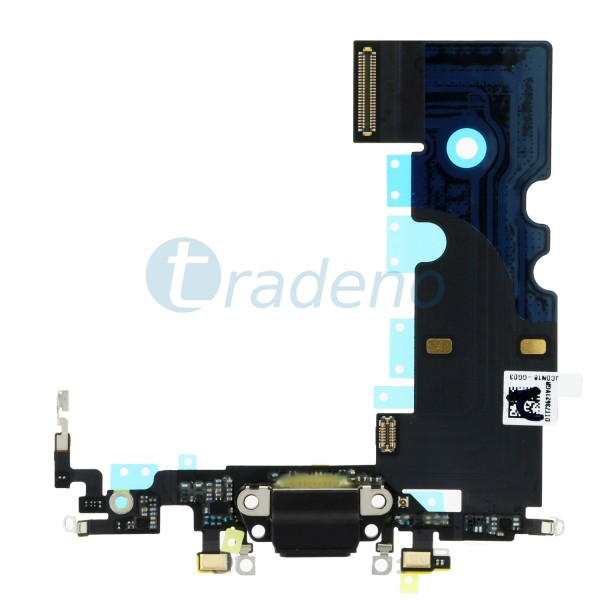 Dock Connector Flex Kabel für iPhone 8 - Schwarz