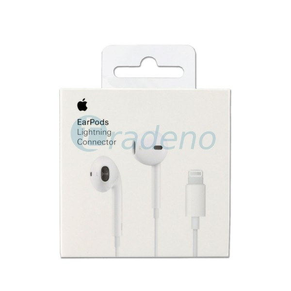 Apple iPhone EarPods In-Ear Headset MMTN2ZM/A Weiss