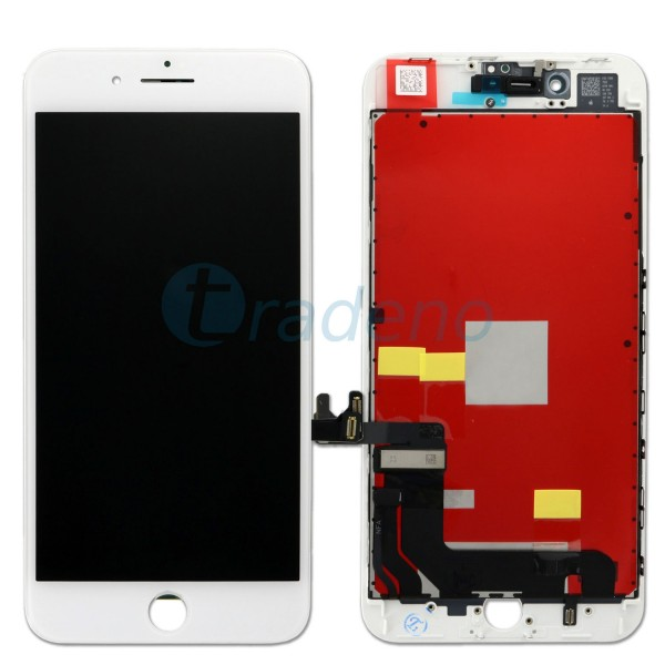 Display Einheit für iPhone 8 Plus refurbished Weiss