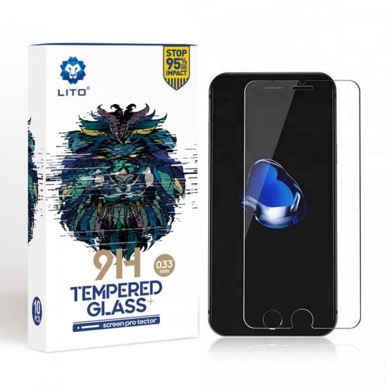 Elmacase iPhone X/ XS/ 11 Pro Glasfolie, Schutzglas