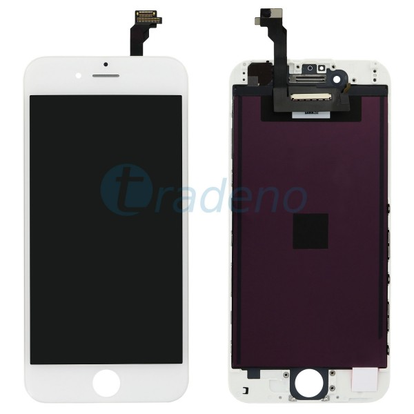 Display Einheit für iPhone 6 refurbished Weiss