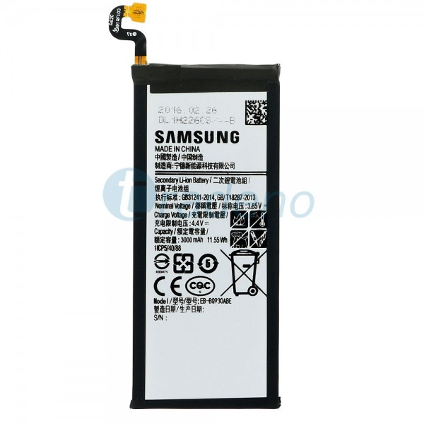 Samsung SM-G930F Galaxy S7 - Akku Batterie EB-BG930ABE 3000mAh
