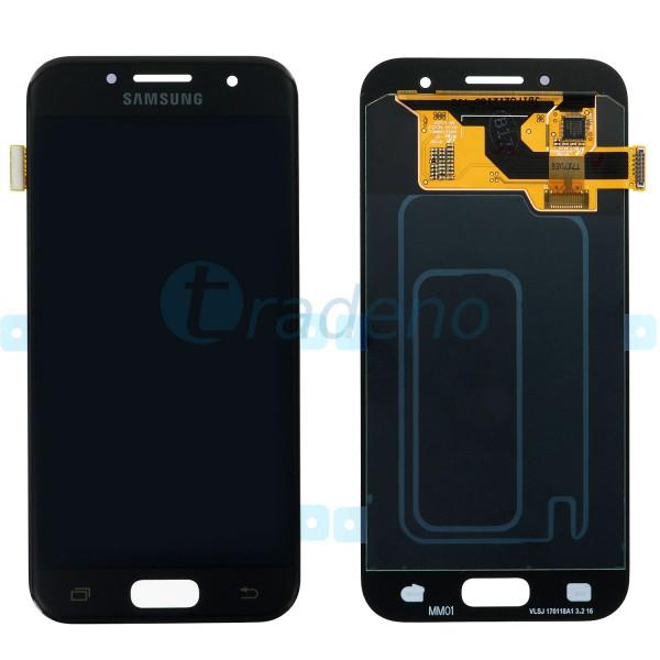 Samsung SM-A320F Galaxy A3 (2017) Display Einheit, LCD Schwarz