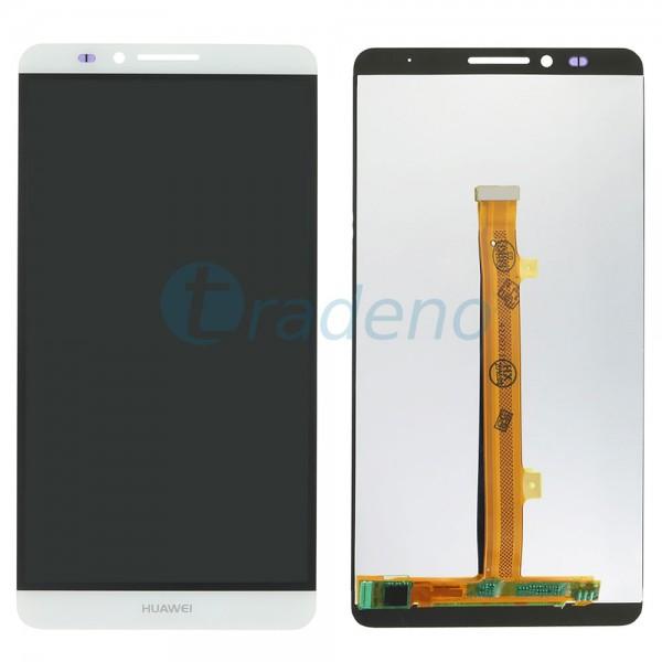 Huawei Ascend Mate 7 - Display Einheit - Touchscreen + LCD Weiss