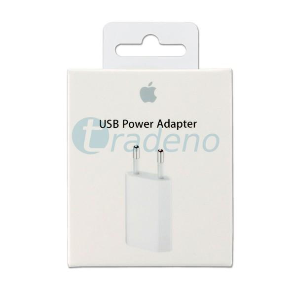 Apple USB Ladegerät MD813ZM/A Adapter, Netzteil + Verpackung