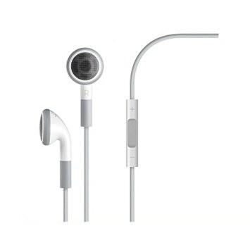 Apple iPhone Kopfhörer, Headset MB770G Weiss