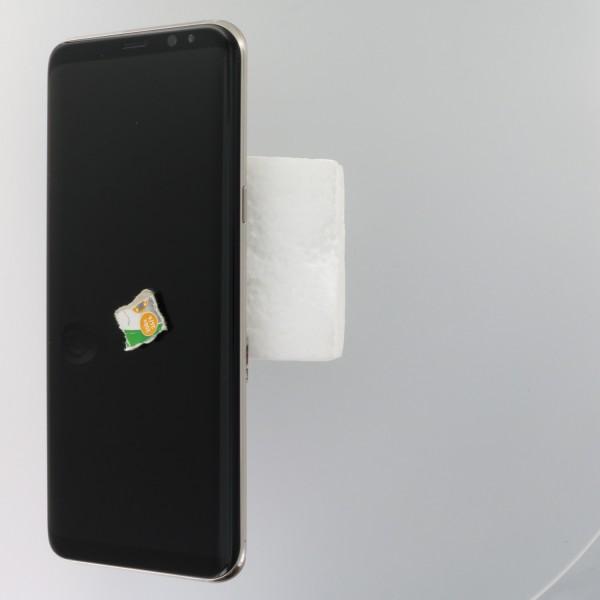 Samsung G955F S8 Plus Display Einheit, LCD, Rahmen Gold