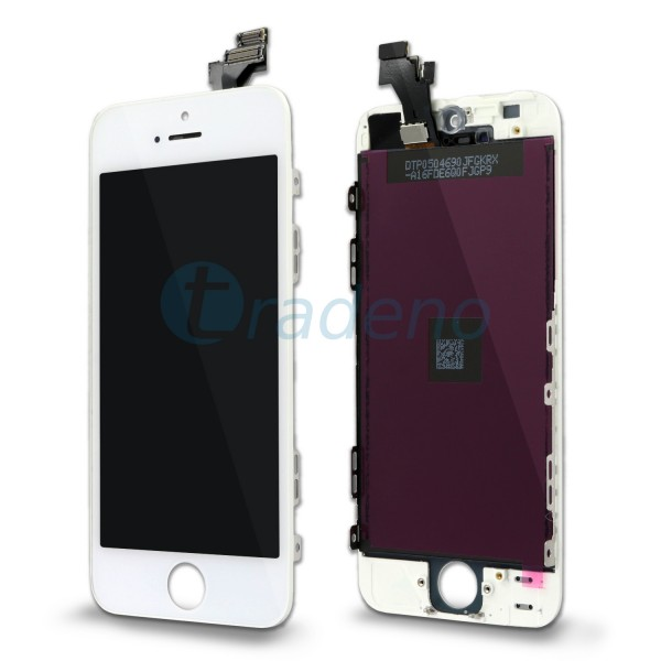 Display Einheit für iPhone 5 Weiss