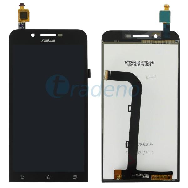 Asus Zenfone GO 5.0 Display Einheit - Touchscreen + LCD Schwarz