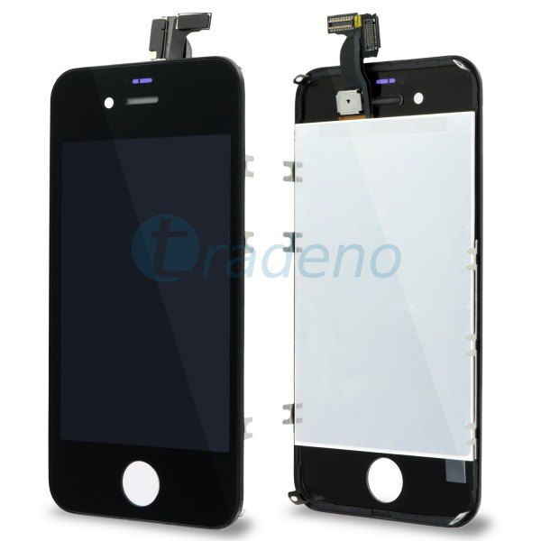 Display Einheit für iPhone 4S Schwarz
