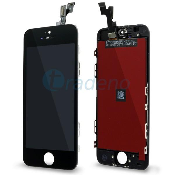 Display Einheit für iPhone 5S / SE Schwarz