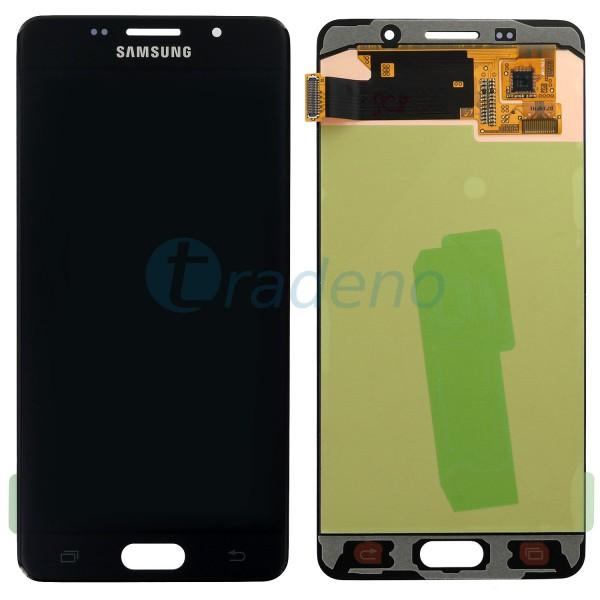 Samsung SM-A510F Galaxy A5 (2016) - Display Einheit Schwarz - LCD + Touchscreen