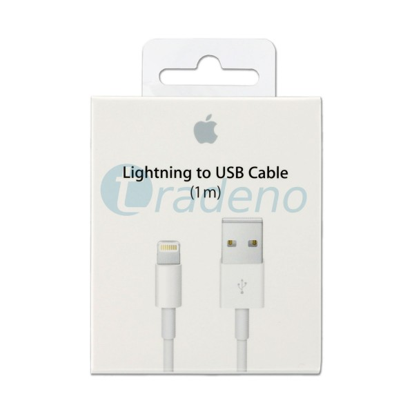 Apple iPhone USB Daten-Kabel MD818ZM/A Lightning OVP
