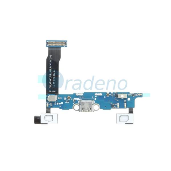 Samsung SM-N910F Galaxy Note 4 - Ladebuchse / Micro USB Flex-Kabel