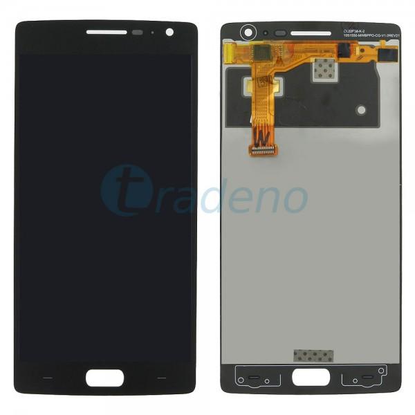 OnePlus OnePlus Two 2 - Display Einheit - LCD + Touchscreen Schwarz