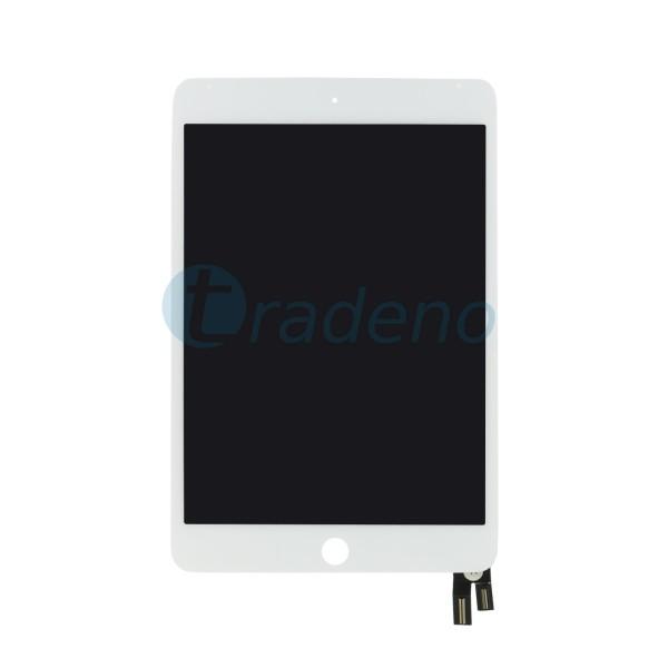 Display Einheit - Touchscreen + LCD für iPad Mini 4 - Weiss