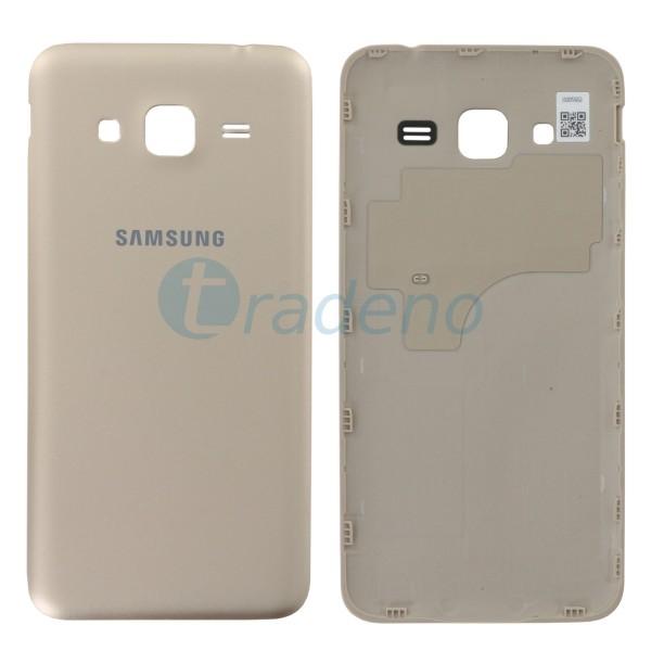 Samsung J320FN Galaxy J3 (2016) - Akkudeckel Gold