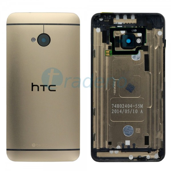 HTC One M7 - Akkudeckel Gold