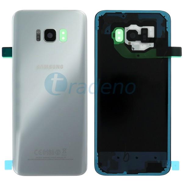 Samsung Galaxy S8 Plus Akkudeckel, Batterie Cover Silber