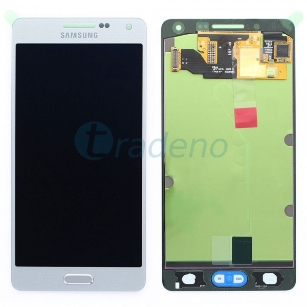 Samsung A500F Galaxy A5 - Display Einheit - Touchscreen + LCD, Silber