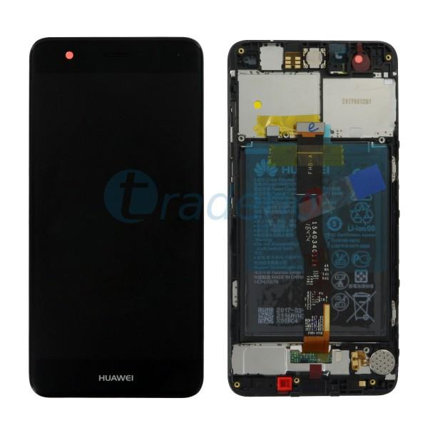 """Huawei Nova Display Einheit, LCD """"Bestückt"""" Schwarz, Service Pack"""