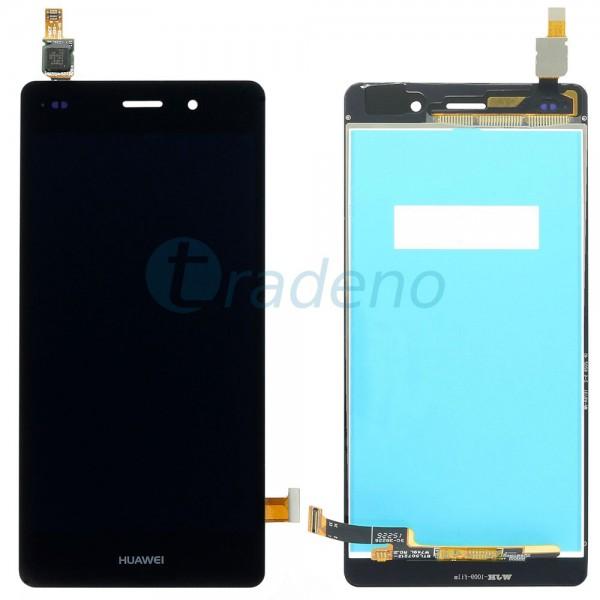 Huawei Ascend P8 Lite - Display Einheit - LCD + Touchscreen Schwarz