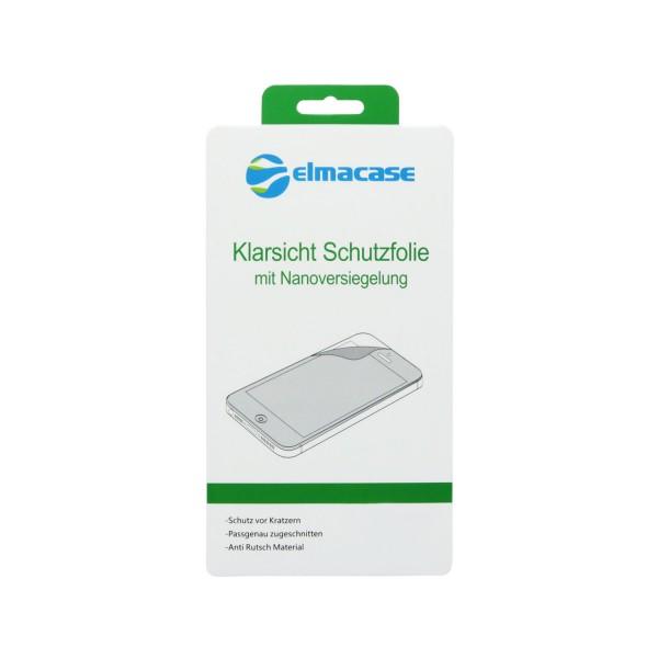 Elmacase iPhone 8 Schutzfolie Klar