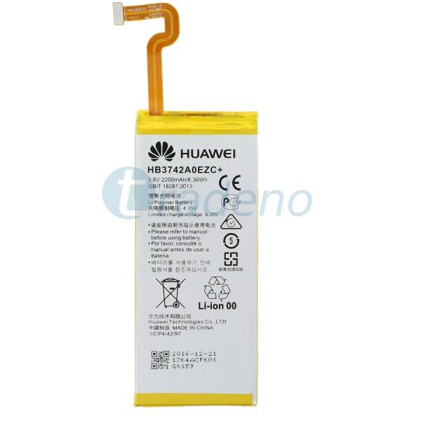 Huawei P8 Lite, P8 Lite Smart Akku, Batterie 2200mAh HB3742A0EZC+
