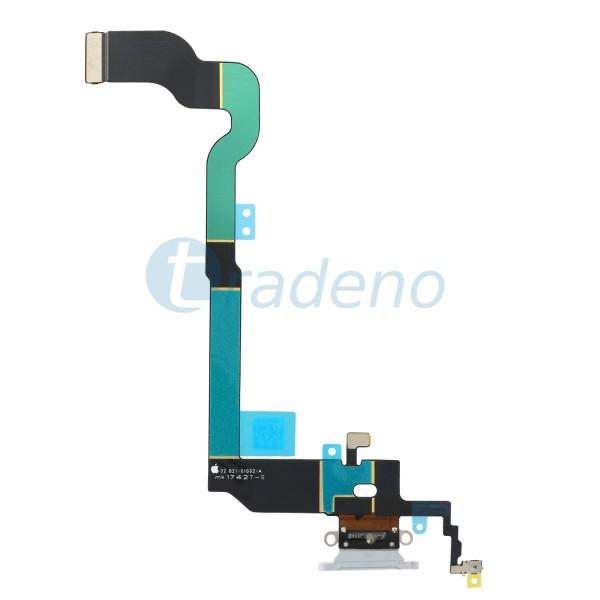 Dock Connector für Iphone x - Weiß