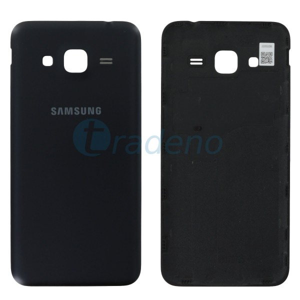 Samsung J320FN Galaxy J3 2016 - Akkudeckel Schwarz