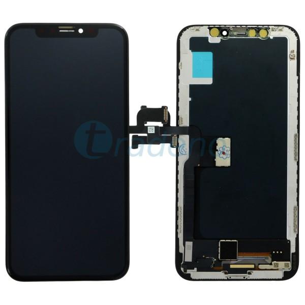 Display Einheit für iPhone X Schwarz OLED