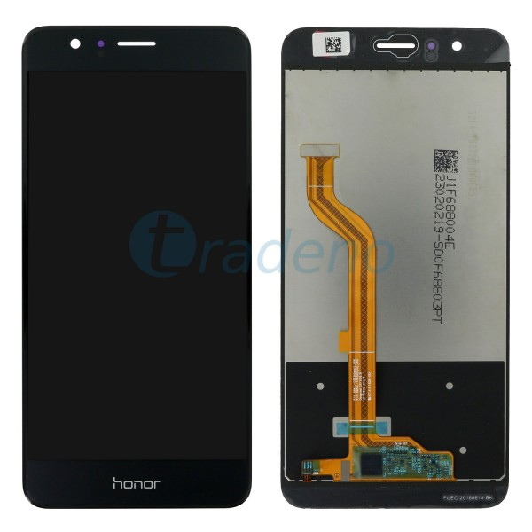 Huawei Honor 8 Display Einheit, LCD Schwarz