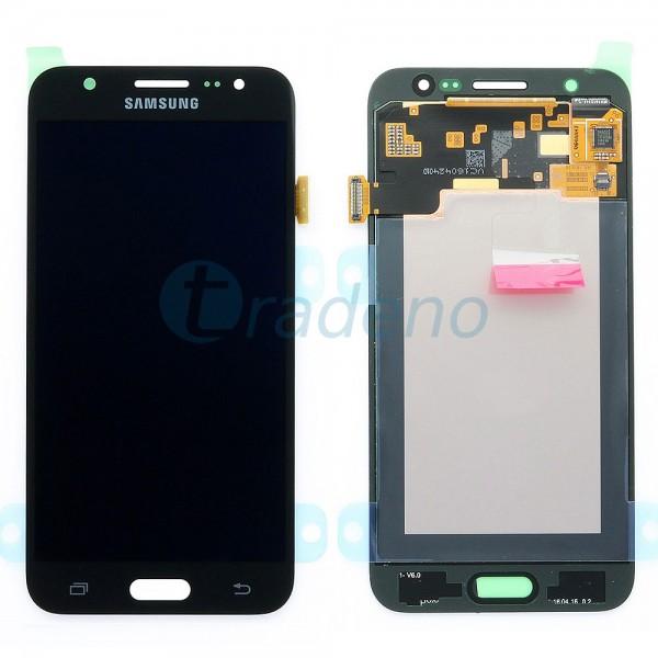 Samsung SM-J500F Galaxy J5 - Display Einheit Schwarz - Touchscreen + LCD + Rahme