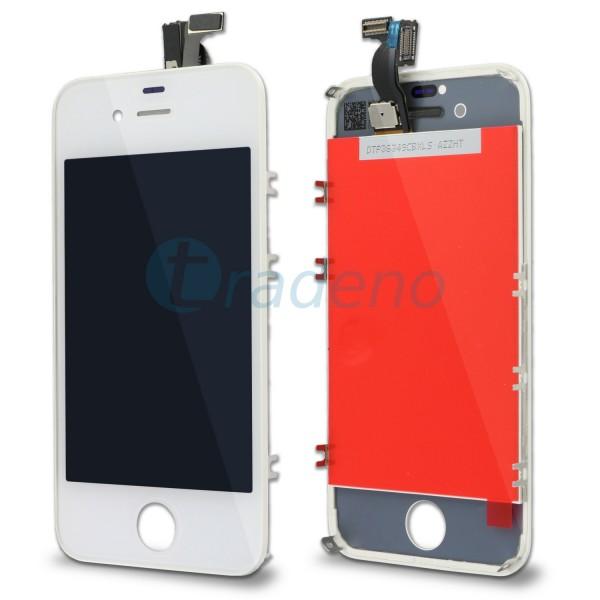 Display Einheit für iPhone 4S Weiss