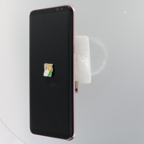 Samsung G955F Galaxy S8 Plus Display Einheit, LCD,Pink