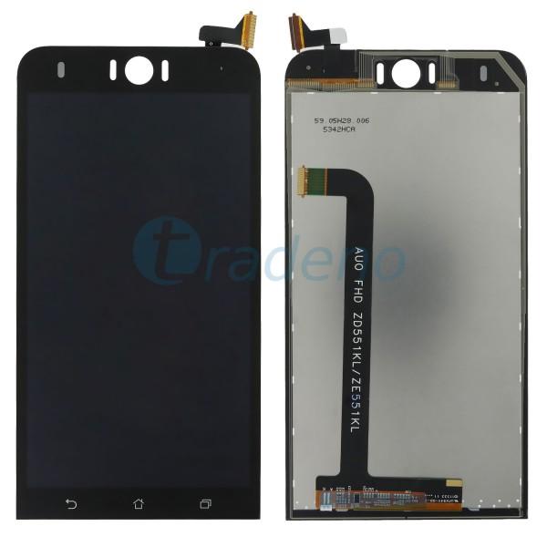 Asus Zenfone Selfie - Display Einheit - LCD + Touchscreen Schwarz