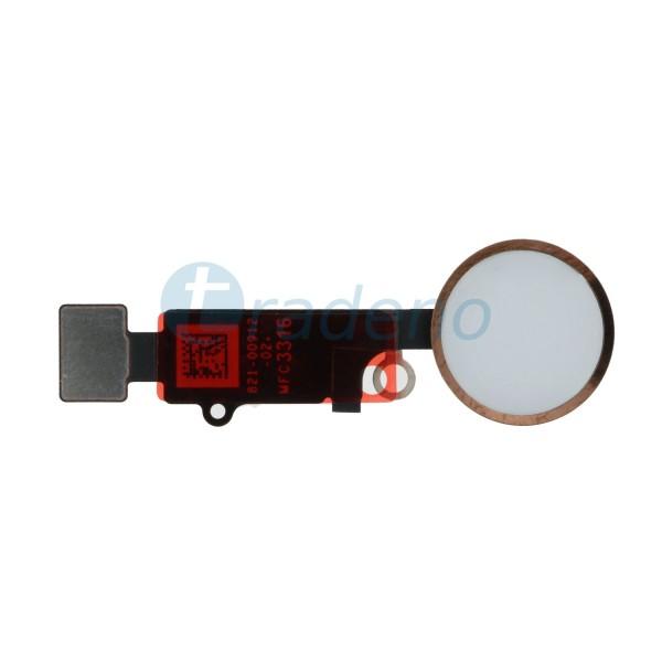 Home Button Flex Kabel für iPhone 7, iPhone 7 Plus - Rose Gold