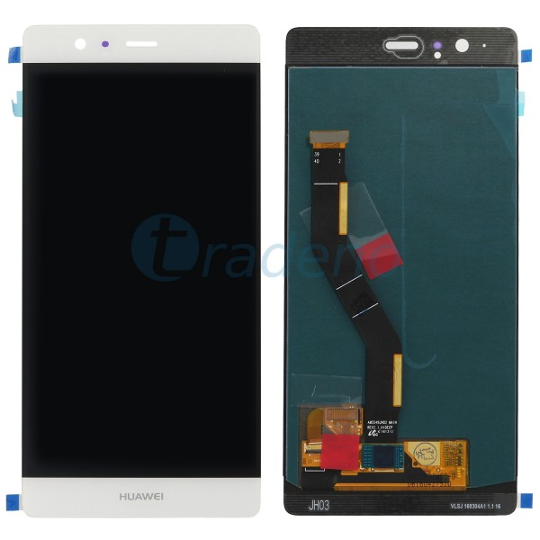 Huawei P9 Plus Display Einheit, LCD Weiss