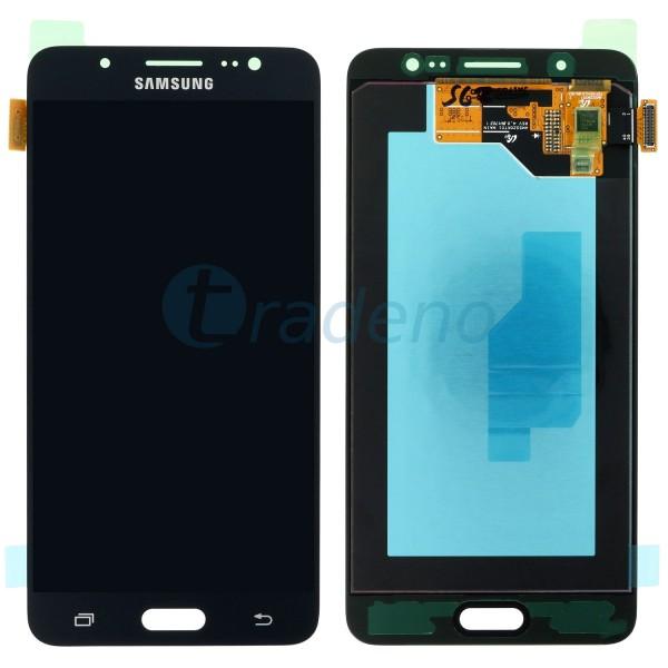 Samsung SM-J510FN Galaxy J5 2016 Display Einheit Schwarz - Touchscreen + LCD