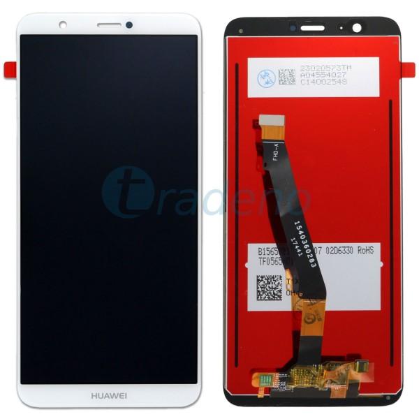 Huawei P Smart Display Einheit Weiss