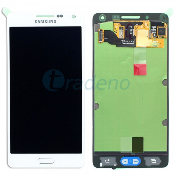 Samsung A500F Galaxy A5 - Display Einheit - Touchscreen + LCD, Weiss