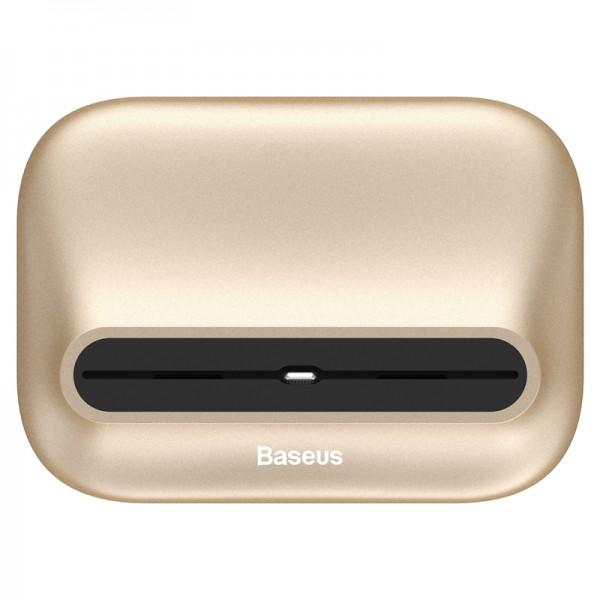 Baseus Little Volcano Ladestation für iPhone Produkte Gold