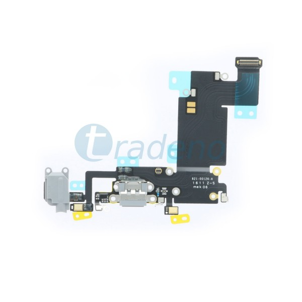 Dock Connector für iPhone 6S Plus Schwarz