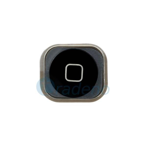 Homebutton Schwarz für iPhone 5C